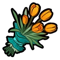 Bouquet - Tulips icon