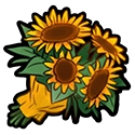 Bouquet - Sunflowers icon