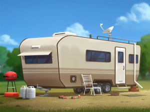 """Trailer illustration"""